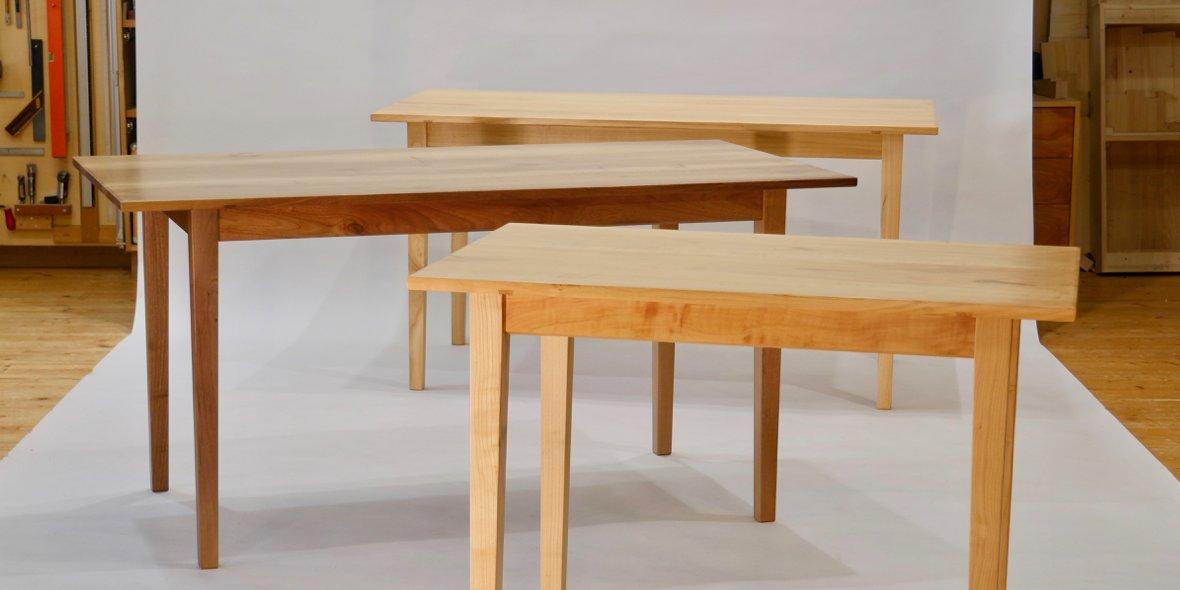 Schreinerei Freiburg Tisch Massivholz