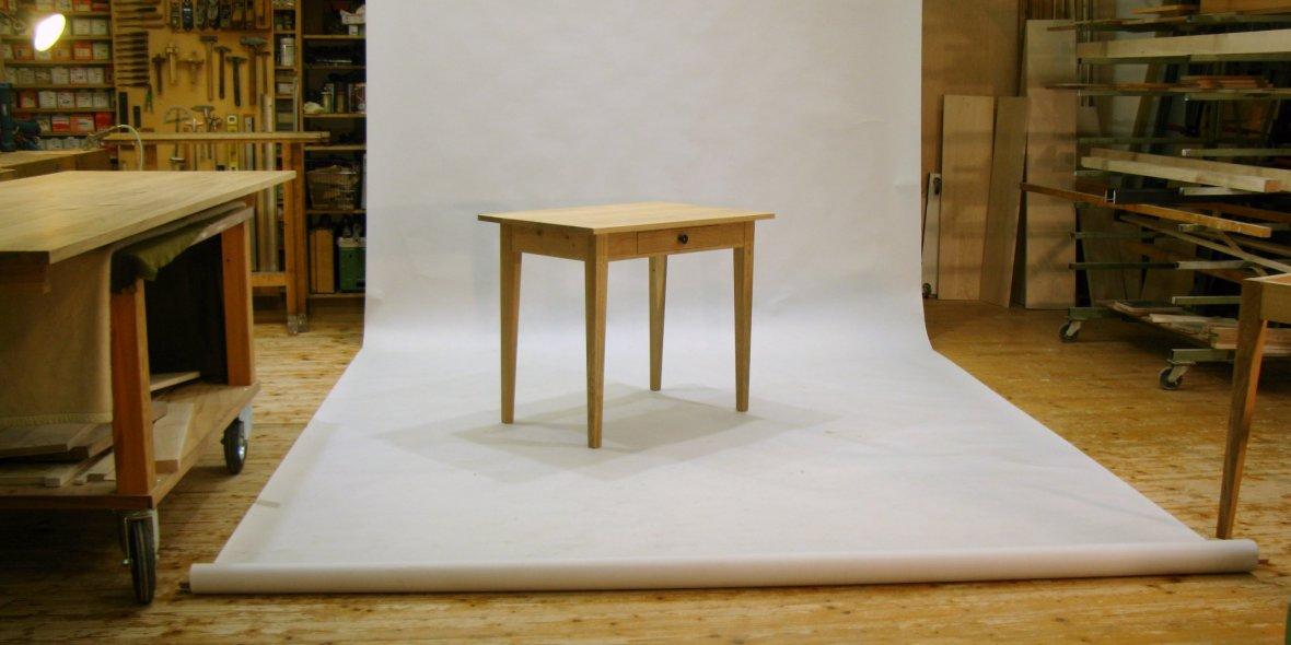 Tischchen Eiche