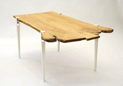Tisch Design Natur Massivholz Schreinerei Freiburg