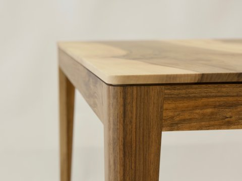 Tisch Massivholz Design
