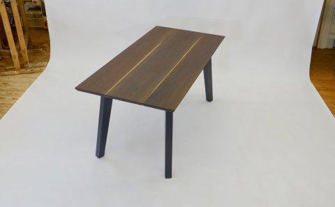 Tisch Massivholz Design Nussbaum Freiburg
