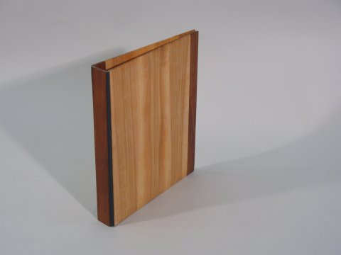 Album aus Holz