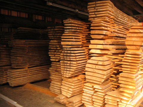 Massivholz Möbel