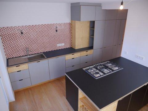 Küche Schreinerei Reichenbach Freiburg