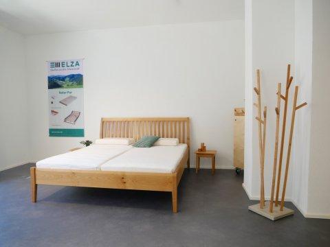 Betten Reichenbach Naturmatratze Massivholzbett ökologisch ELZA