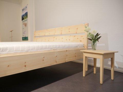 Zirbe Bett Naturmatratze ELZA Freiburg